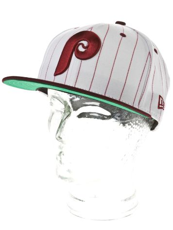 New Era Philadelphia Phillies Side Striper Cap