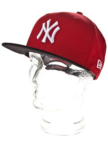 New Era NY Yankees Cotton Block 5 Cap