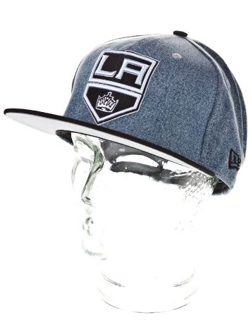 New Era LA Kings Denim Grunger 950 Cap