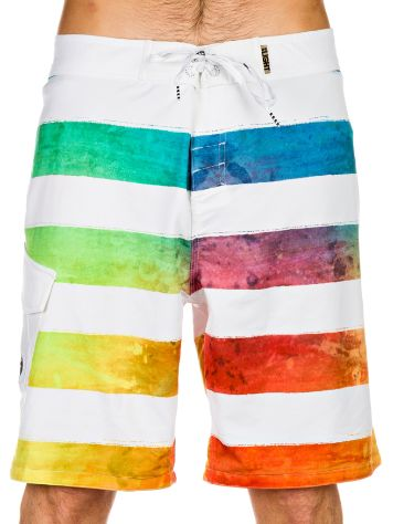 Light Flag Trunk Boardshorts