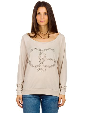 Obey Og Cheetah Sweater