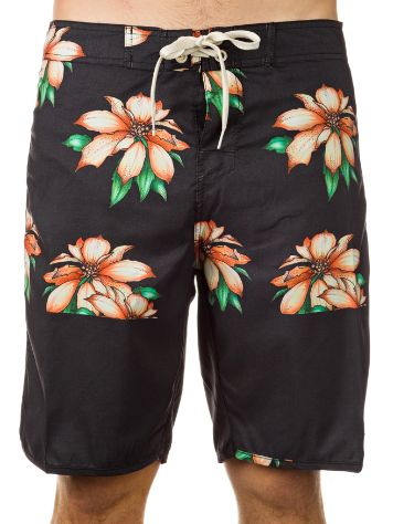 Lira Hawaiian Floral Trunk Boardshorts
