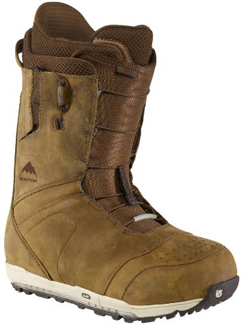 Burton Ion Leather Redwing 2015