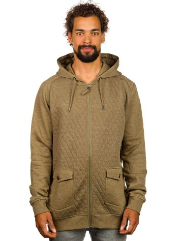 Volcom Carrier Fleece Zip Hoodie