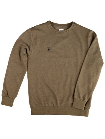 Volcom Icon Crew Fleece Sweater Boys
