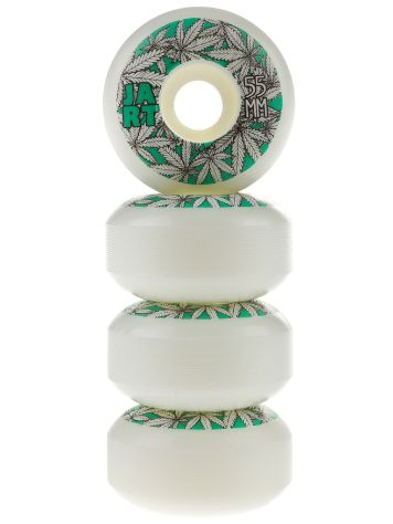 Jart Leaves 55mm Wheels