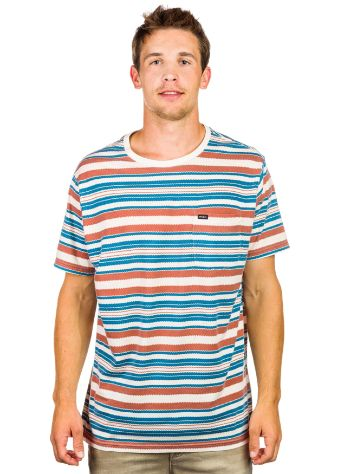 RVCA Hairy Stripe T-Shirt