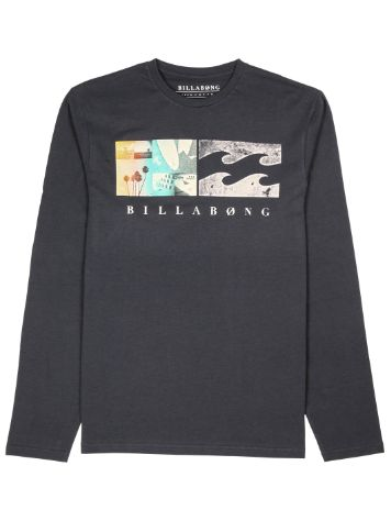 Billabong Split Wave T-Shirt LS