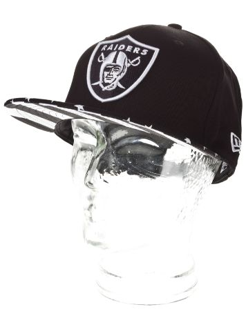 New Era Oakland Raiders Stars N Stripes Cap