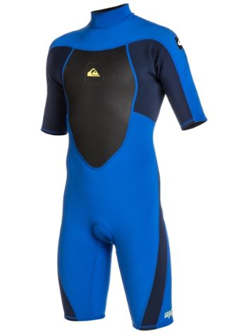Quiksilver Syncro 2/2mm Back Zip Spring Wetsuit Boys