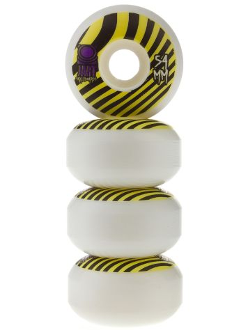 Jart Fluo 54mm Wheels