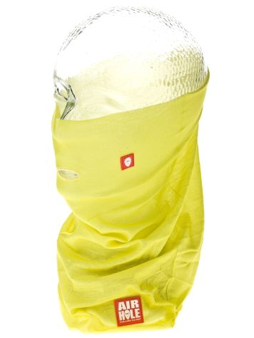 Airhole Simple Yellow - Airtube Bandana