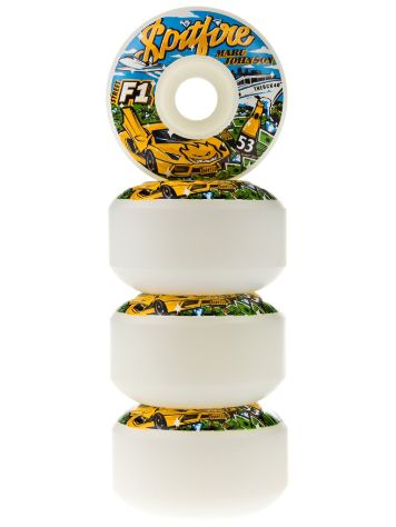 Spitfire F1 Streetburners Billion M.Johnson 53mm Whee