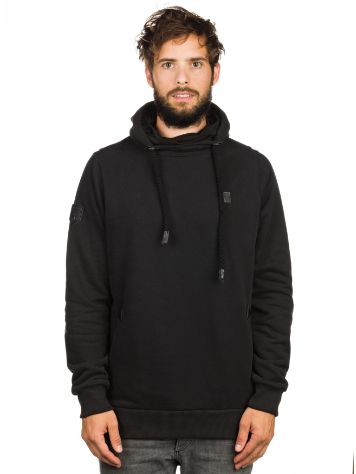 Naketano Black Real Fucker Hoodie