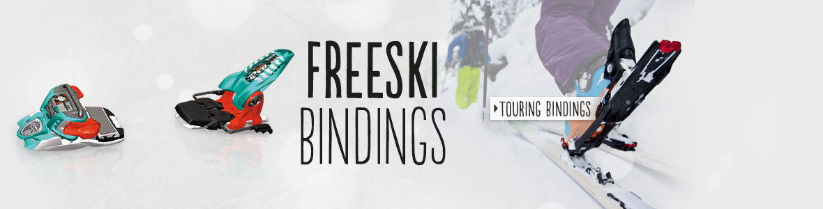 Freeski Bindings