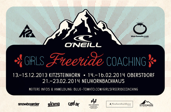 Girls Freeride Coaching
