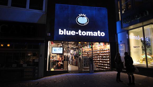 Gutschein blue tomato shop