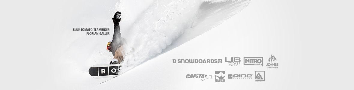 Snowboards - Freeride