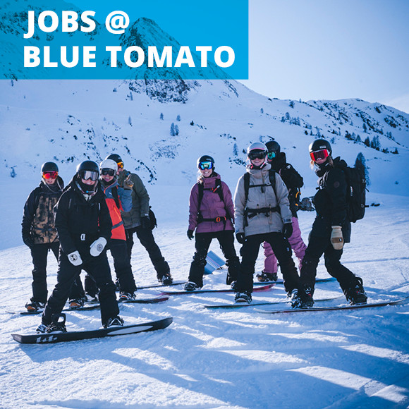 Jobs at Blue Tomato